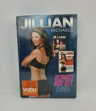 Jillian Michaels Ultimate Box Set Cardio Kickstart Killer Buns Dvd