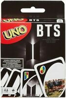 Mattel Games - UNO: BTS [New ] Card Game, Toy