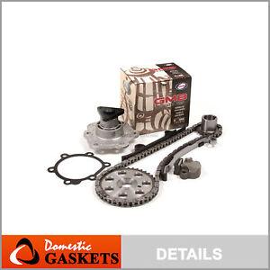 95-98 Saturn SL SL1 SC1 SW1 1.9L SOHC Timing Chain GMB Water Pump Kit VIN 8