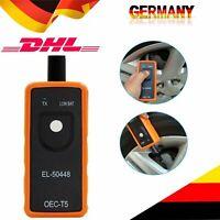 EL50448 RDKS Auto Reifendruck Display Sensor Aktivierung Werkzeug Für Opel GM T5