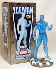 BOWEN Designs NEW!! ICEMAN CLASSIC CLEAR STATUE #104/516 X-MEN Bust SIDESHOW