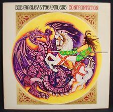 BOB MARLEY & THE WAILERS-CONFRONTATION-Jamaican Reggae Album-ISLAND TUFF GONG