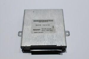 2001-2005 MASERATI GRANSPORT GT 4.2L V8 ECU SUSPENSION CONTROL UNIT OEM ECU19584