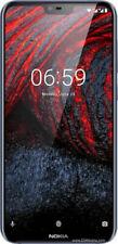 Factory Unlocked (Nokia X6) Nokia 6.1 Plus 4G RAM+64GB Dual Sim 4G LTE cellphone