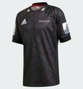 CRUSADERS TRAINING JERSEY. BNWT! SIZE: SMALL.