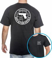 SAFETY ACTION PISTOLS GLOCK  T-Shirt  - Limited edition high quality tee