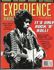 Experience Hendrix Magazine ( May 1, 1999 ) Vf