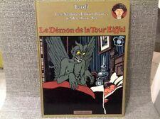 BD EO Adèle Blanc-Sec - Le Démon De La Tour Eiffel - TARDI - 1976