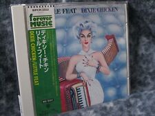 "LITTLE FEAT ""DIXIE CHICKEN"" JAPAN CD FOREVER MUSIC SERIES WITH OBI"