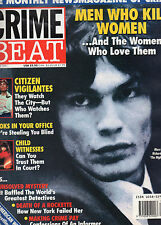 CRIME BEAT MAGAZINE.DEC 1991.RICHARD RAMIREZ. VERY RARE.