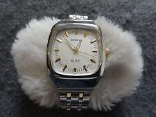 Men's Geneva Elite Quartz Watch