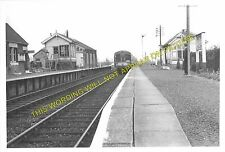 Old North Road Railway Station Photo. Gamlingay - Lord's Bridge. (9)