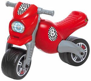 Dohany Rutscher Motorrad Fahrzeug Cross 8 Kinder Laufrad Lauflernrad