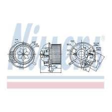 Fits Skoda Octavia 1Z3 2.0 TDI Genuine Nissens Interior Heater Blower Motor Fan