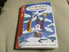 """DVD """"LE NOEL DES COCCINELLES / LE PERE NOEL EST SANS RANCUNE"""" 2 dessins animes"""
