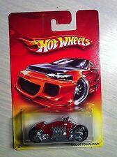 Hotwheels 2006 Walmart Exclusive Red Card Dodge Tomahawk