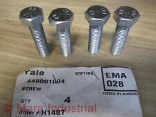 Yale 449001004 Screw (Pack of 4)