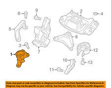 VOLVO OEM 05-11 S40-Engine Motor Mount/Torque Strut 31262676