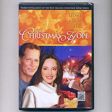 The Christmas Hope 2009 Lifetime TV drama movie, new DVD airline pilot, M. Stowe
