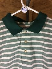 Men's David Leadbetter Golf Apparel  M Medium Shirt Polo Excellent Condition!!