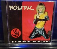 Wolfpac - Somethin Wicked This Way Comes CD horrorcore insane clown posse cky