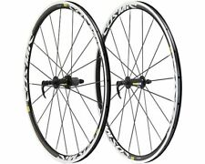 Mavic Cosmic Elite 700c Road Bike Wheelset 9mm Black Alloy Clincher