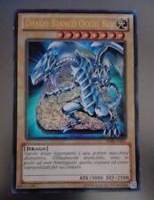 Drago Bianco Occhi Blu SDBE-IT001 Ultra Rara, Near Mint YUGIOH