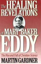 Martin Gardner~THE HEALING REVELATIONS OF MARY BAKER EDDY~SIGNED 1ST/DJ
