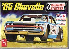 AMT 1965 Chevy Chevelle Modified Stocker 1/25 1177 Plastic Model Kit