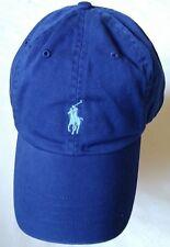 075252a0d87b2 Polo Ralph Lauren Men s Women s Unisex Baseball Cap Hat One Size Cotton NWT