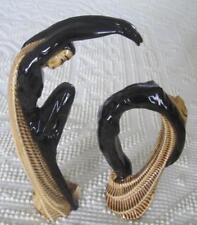 Mid Century Design Ceramic Arts Studio Aphrodite and Adonis Harrington Figurines