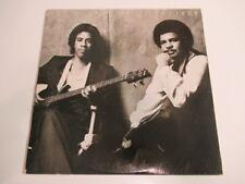 "Stanley Clarke & George Duke Project 12"" LP Record Epic FE 36918 1981 Soul Jazz"