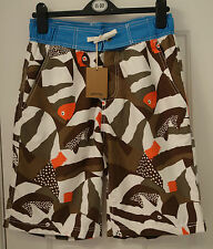 * New * Boden's Johnnie B Fish Board Shorts / Swim Suit ~ Boy's 16+ Year