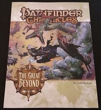 Pathfinder Chronicles THE GREAT BEYOND Paizo PZO9209 D&D 3.5 OGL D20 Dungeon NEW