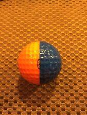 PING GOLF BALL-DARK BLUE/ORANGE PING EYE #1.........NO LOGO....9/10..