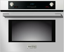 """Verona VEBIEM3024SS 30"""" Single Electric Wall Oven Built In Stainless Steel"""