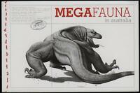 MEGA FAUNA PRESTIGE STAMP BOOKLET AUSTRALIA 2008 MINT & PERFECT