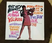 "Vintage 1967 ""Out of Sight!"" compilation LP - DESIGN Records (SDLP-269) NM"
