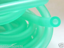 Motorcycle Scooter Fuel Pipe Green I.D 5 mm x O.D 10 mm x 1 m Length