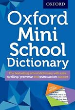 Oxford School Dictionary New 9780192747082 Fast Free Shipping..