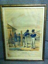 German Oldenburg Grofsherzogthum Soldiers with guns prt