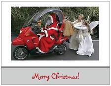 20 CHRISTMAS Angels HARLEY Motorcycle SANTA  Post Cards PRINTED US OR CANADA