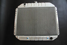 KKS 3 ROW STAMP TANK RADIATOR 1966-1979 FORD TRUCK CHEVY ENGINE