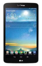 LG G Pad VK810 16GB, Wi-Fi   4G (Verizon), 8.3 Inch - Black