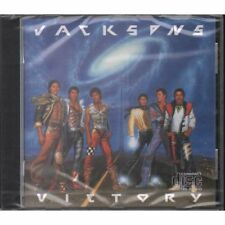 Jacksons CD Victory / Epic Sigillato 5099745045020