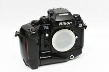Nikon F4s 35mm Slr Film Camera Body Tested works