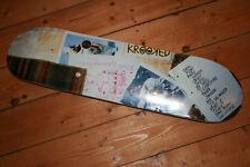Krooked Mark Gonzales Collage Skateboard Deck