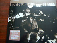 "Bob Dylan-Time Out Of Mind 2 x LP +7""Single NEW-OVP 1997/2017"
