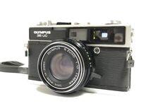 EXC+5 , New Seal Olympus 35 UC ( 35 SP ) Rangefinder 35mm Film Camera JAPAN 750