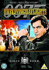 Bond Remastered - The Living Daylights (1-disc) [DVD] [1987], Good Used DVD, And